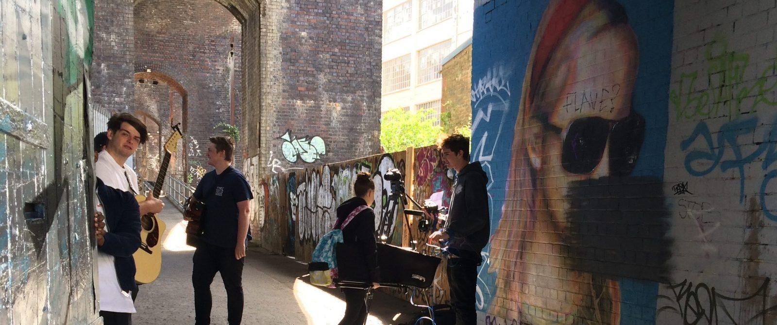 Digbeth, Birmingham UK June 2020