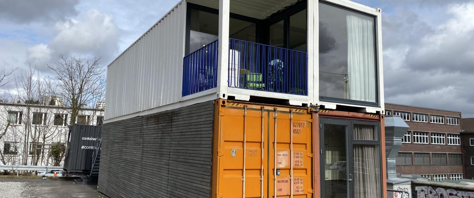 Containerwerk Stuttgart