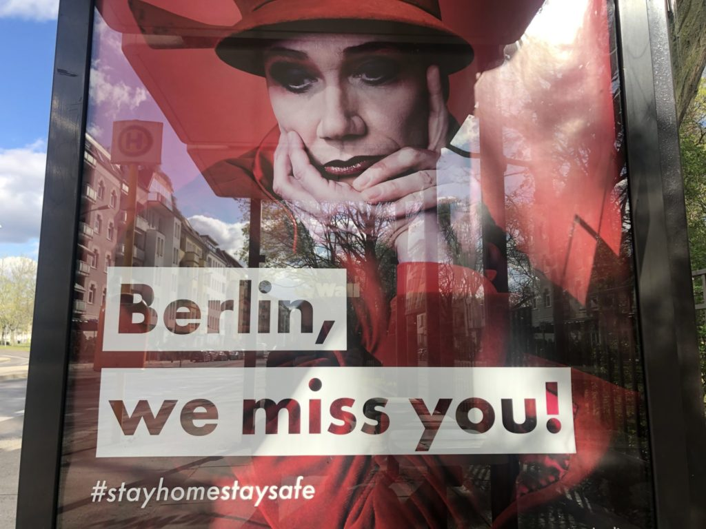 Billboard Berlin, we miss you!