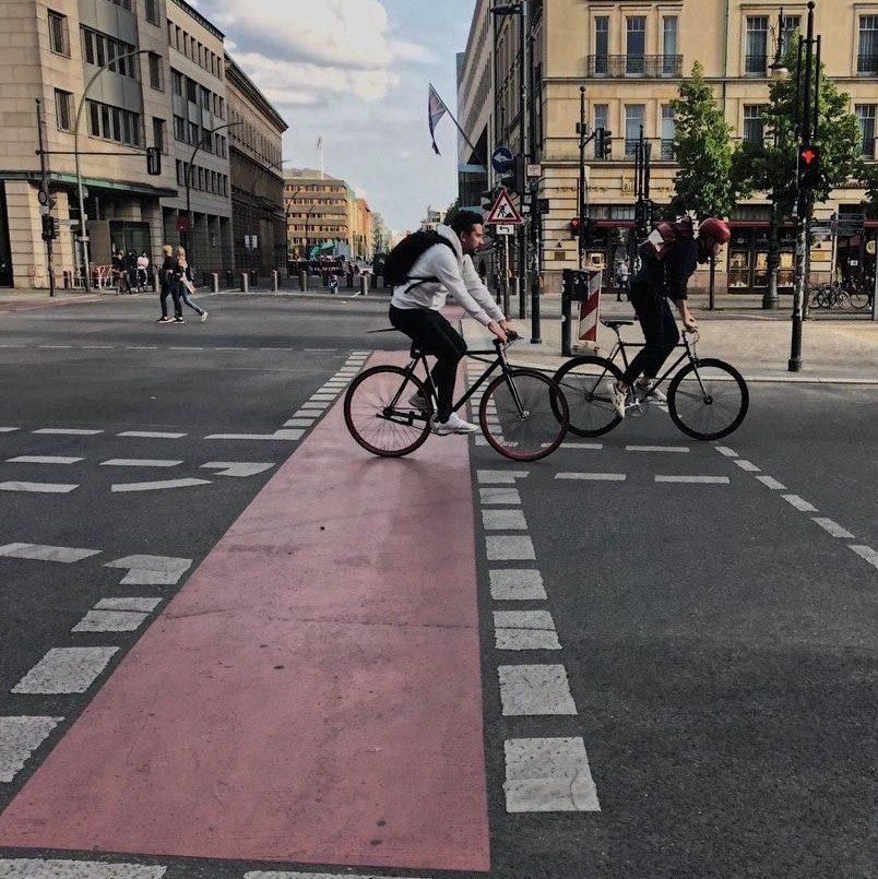 Berlin, Friedrichshain-Kreuzberg, 2020