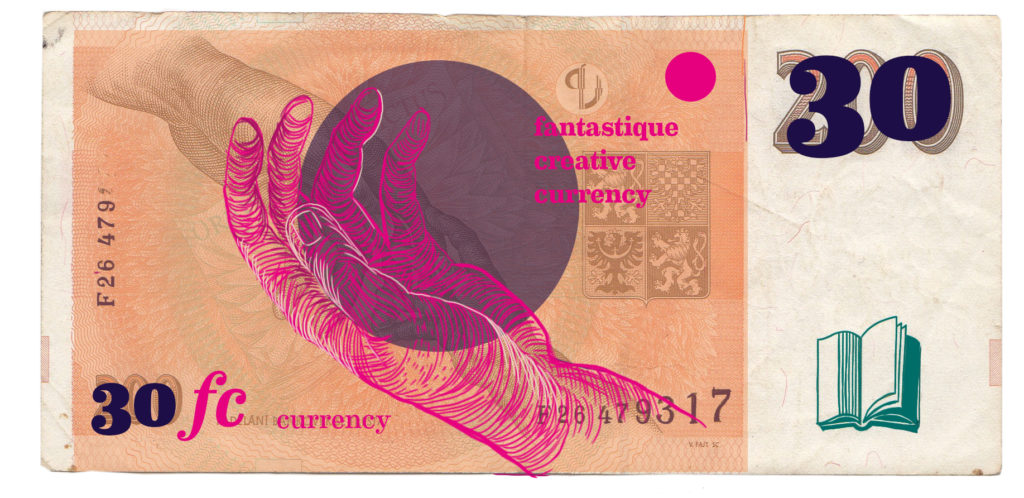 Fantastic creative currency