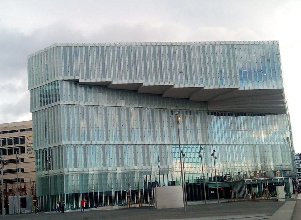 Deichman Bjørvika library